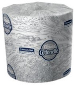 "KIMBERLY-CLARK PROFESSIONAL KLEENEX 4.5""X40' STANDARD WHITE BATHROOM TISSUE"