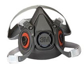3M LARGE RESPIRATOR FACEPIECE ONLY 21619