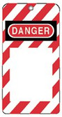 NORTH BY HONEYWELL LOCK OUT TAG DO NOT OPERATE W/GROMMET