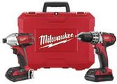MILWAUKEE ELECTRIC TOOLS MILWAUKEE M18 COMBO KITS