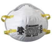 3M N95 MAINT. FREE PARTICULATE RESPIRATOR RED