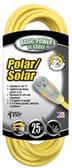 COLEMAN CABLE 100' 14/3 EXTN SJEOW-APOLAR SOLAR PLUS
