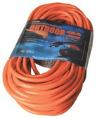 COLEMAN CABLE 100' 14/3 SJTW-A RED EXTCORD 300V