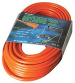 COLEMAN CABLE 100' 16/3 SJTW-A ORANGEEXT. CORD 3-COND. ROU