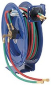 COXREELS OXYGEN ACETYLENE RETRACTABLE REEL WITH 100' HOSE