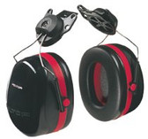 3M PELTOR DUAL CUP HELMET ATTACHMENT HEARING PRO