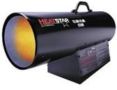 HEATSTAR PORT PROP FORC AIR HTR W/T STAT F170170