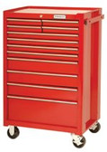 """PROTO RED 12 DRAWER ROLLER CABINET 27X42"""""""