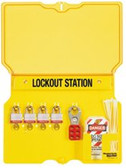 MASTER LOCK SAFETY SERIES LOCKOUT STATIONS