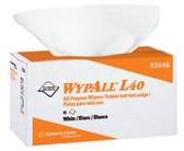"""KIMBERLY-CLARK PROFESSIONAL 11""""X10.4"""" WYPALL L40 WIPER 90/BOX (810 WPR/CASE)"""