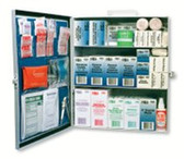 PAC-KIT STANDARD INDUSTRIAL 3 SHELF FIRST AID STATION