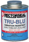 RECTORSEAL TRU-BLU 1QT. BTC RECTORSEAL PIPE THREAD