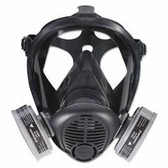 NORTH RESPIRATORY PROTECTION ULTRA FIT 2000 SERIES BLACK RESPIRATOR