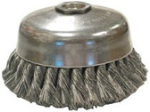 """ANDERSON BRUSH US6 .020X6-1/4"""" CUP BRUSH CARBON WIRE"""