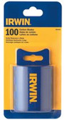 IRWIN UTILITY KNIFE CARBON BLADE (100/PKG)