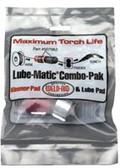 WELD-AID WA 007062 LUBE-MATIC COMBO PAK (1BLK & 1RED/BAG)
