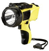 STREAMLIGHT WAYPOINT WITH 12V DC POWER CORD YELLOW