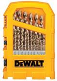 "DEWALT 29-PC. PILOT POINT SET W/1/2"" BIT"