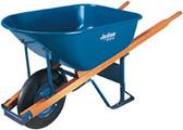 Ames True Temper® Jackson® Steel Contractors Wheelbarrow
