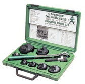 GREENLEE S/B PNCH SET 1/2-2""