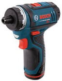 BOSCH POWER TOOLS 12.0 MAXPOCKET SCREW DRIVER