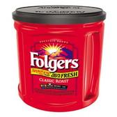 Folgers Classic Roast 33.9oz Coffee