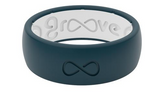 GROOVE ORIGINAL SILICONE RING | ANCHOR