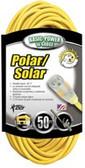 COLEMAN CABLE 16/3 50' SJEOW POLAR/SOLAR EXTENSION CORD