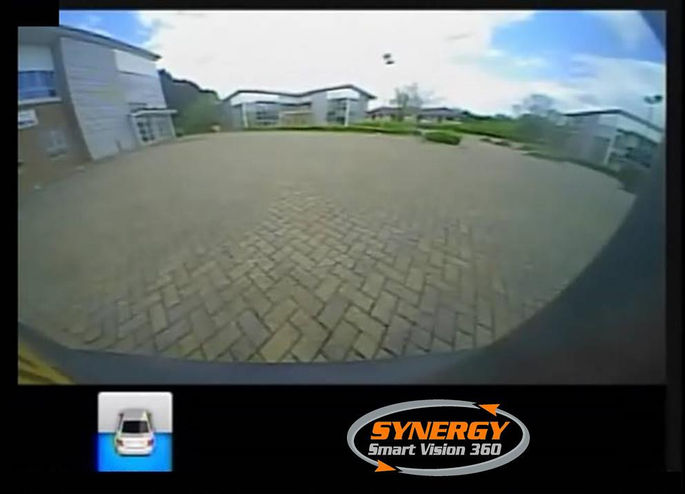 Personal vehicle 360 degree surround view camera system