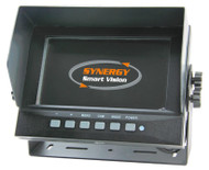 "7"" Waterproof 2 Channel Monitor"