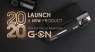 G-ON 2 Channel FULL HD Dashcam
