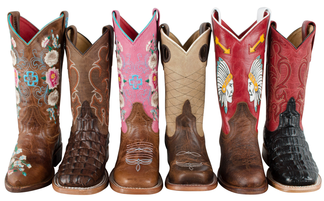 443f55018a1 Fitting kid's cowboy boots | Pinto Ranch