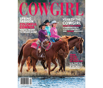 Cowgirl March/April 2017