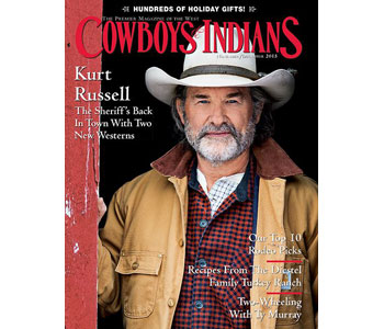 Cowboys & Indians Nov/Dec 2015