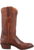 Lucchese Men's Peanut Brittle Mad Dog Goat Boots - Side