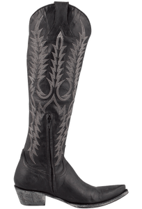 Old Gringo Women's Black Mayra Boots - Side