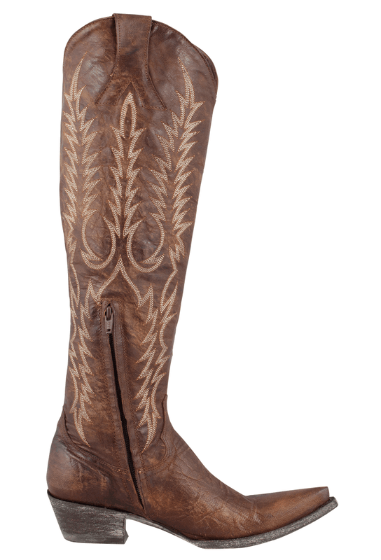 OLD GRINGO WOMEN'S BROWN MAYRA BOOTS
