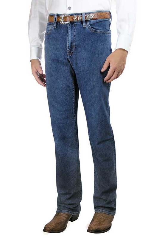 34 Heritage Charisma Mid Comfort Jeans - Front