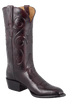Lucchese Men's Black Cherry Kangaroo Boots - Hero