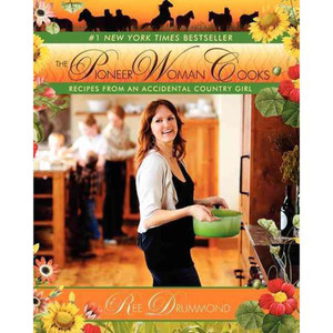 "Cookbook ""The Pioneer Woman Cooks: Recipes from an Accidental Country Girl"""