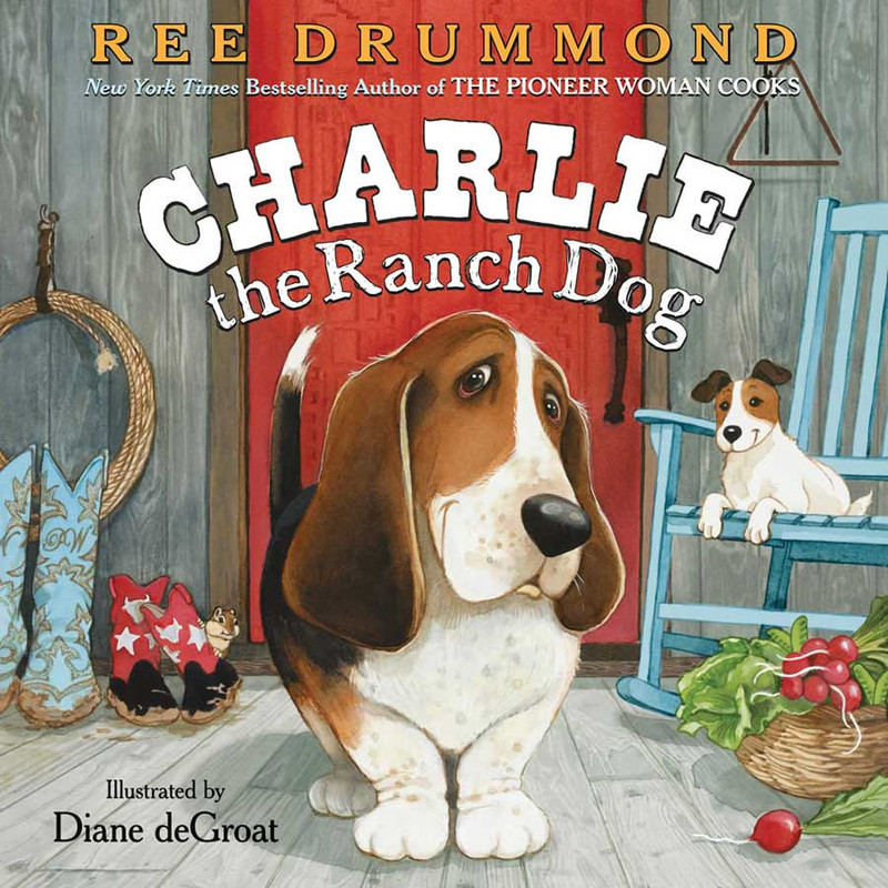 """Children's Book """"Charlie The Ranch Dog"""""""