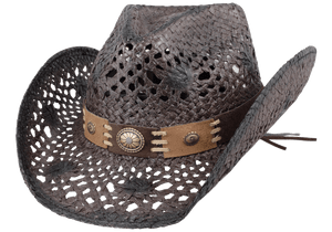 Bullhide Pure Country Straw Hat - Hero