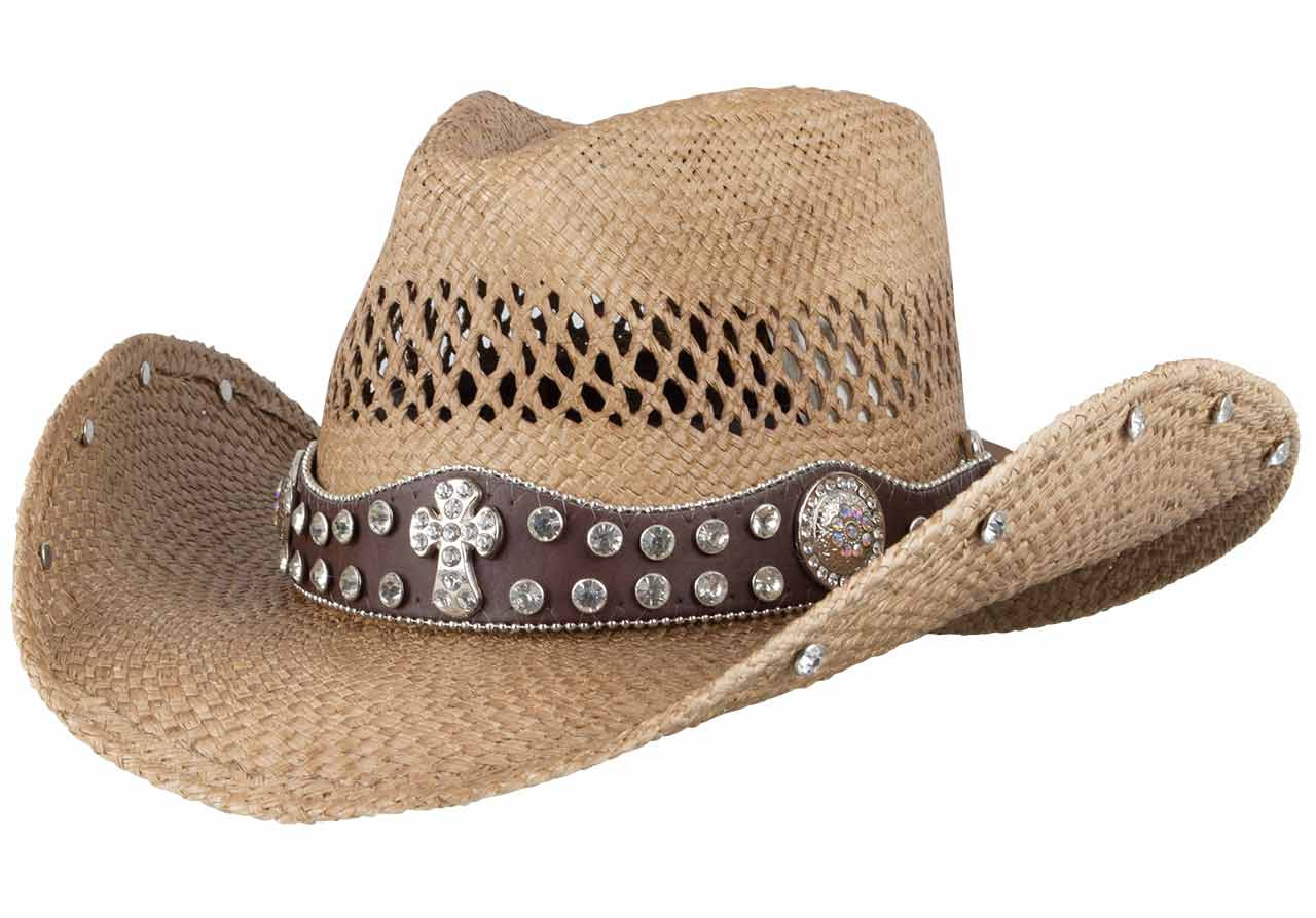 4d9f98da82787 Bullhide More Than Words Straw Hat - Pinto Ranch
