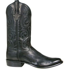 Rios of Mercedes Men's Black Remuda Boots - Side