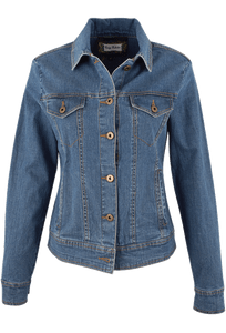 Vintage Collection Light Denim Jacket - Front