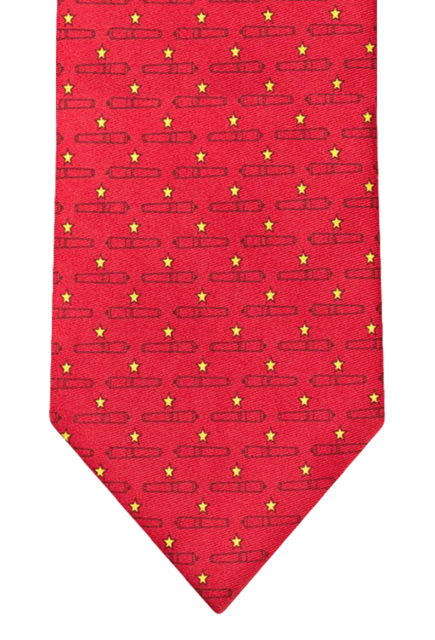 b8c2393c Paris Texas Apparel Co. Come and Take It Tie - Red