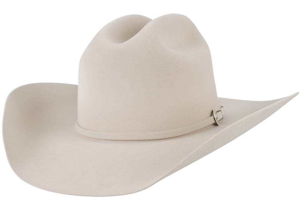 American Hat Co. 40X Felt Hat - Silver Belly - Pinto Ranch 10f3cef36f1