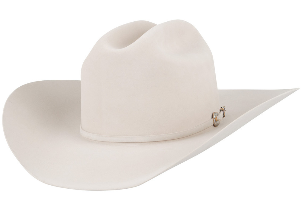 American Hat Co. 500X Pure Beaver Felt Hat - Silver Belly - Pinto Ranch 13891debf38