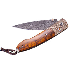 "Lancet ""Red Rain"" Pocket Knife"