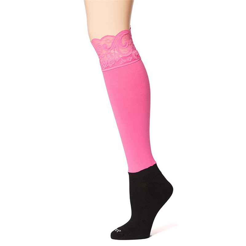 Bootights Lacie Lace Darby - Pink
